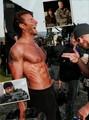 Bradley Cooper A-Team magazine scan *thud*