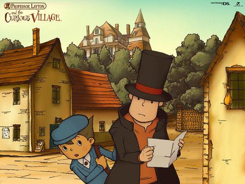 Curious Village