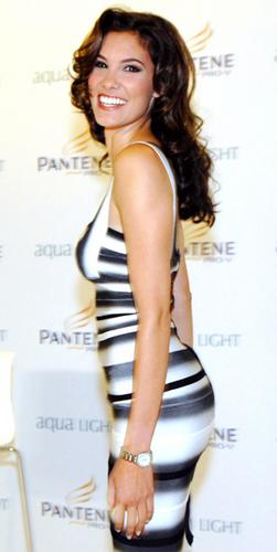 Daniela @ Presentation Campaign Pantene 'Aqua Light' [June 17]