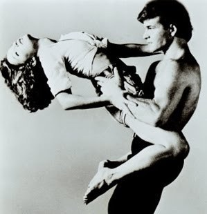 Baile Caliente fondo de pantalla entitled Dirty Dancing <3