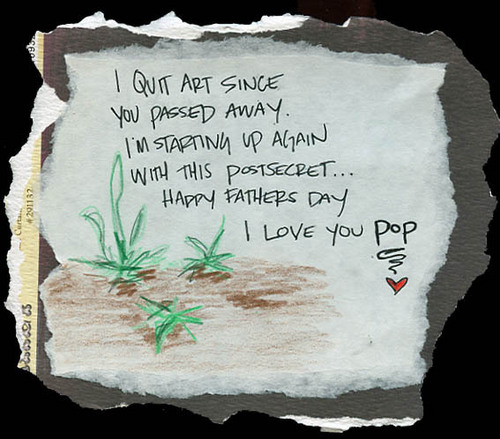 PostSecret images Father's Day 2010 Secrets wallpaper and background photos