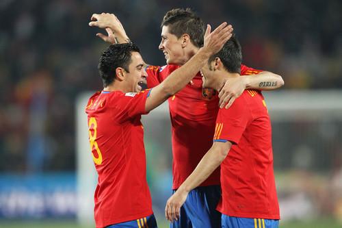 Fernando Torres - Spain (2) vs Honduras (0)