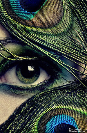 People With Green Eyes wallpaper titled Green Eyes