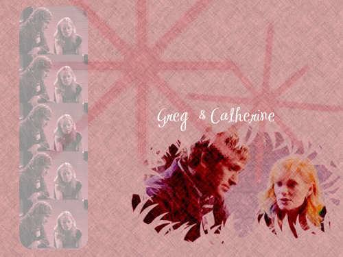 Greg Sanders wallpaper titled Greg & Catherine