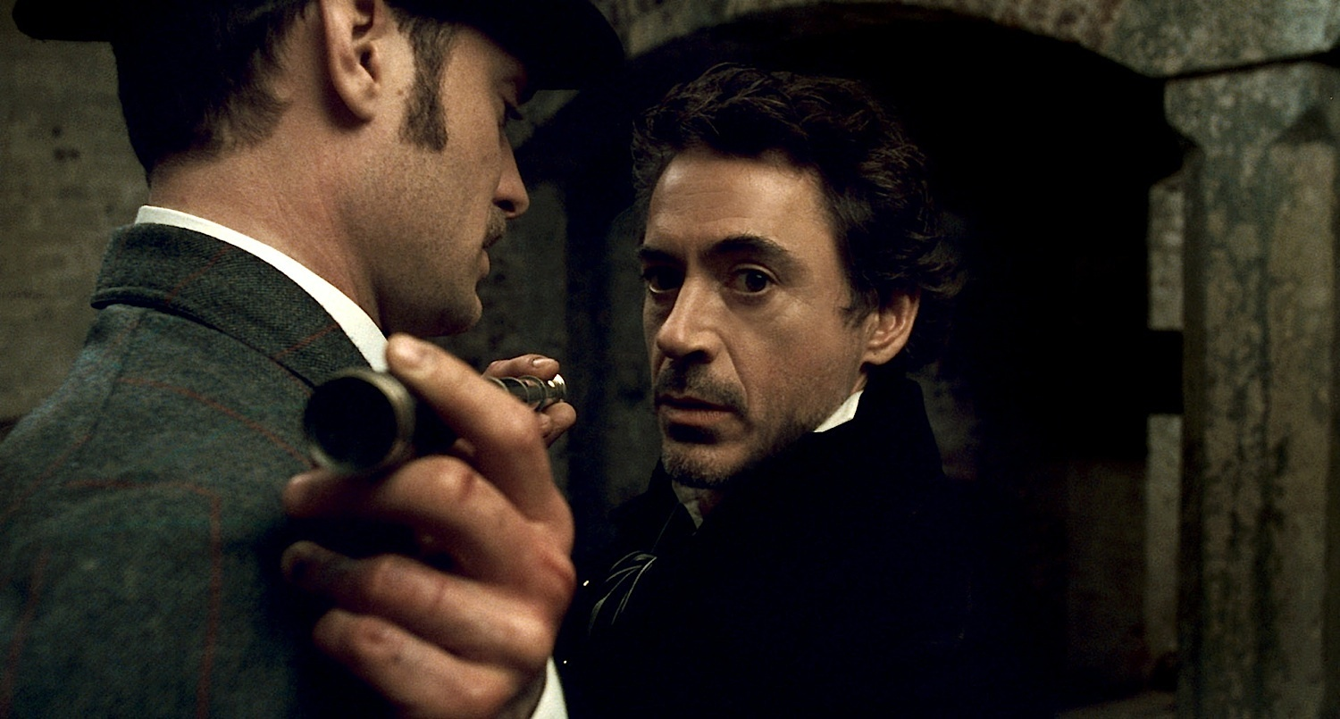 Robert Downey Jr. as Sherlock Holmes images Hi-Res HD ...