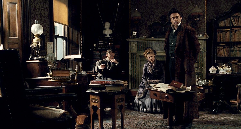Robert Downey Jr. as Sherlock Holmes images Hi-Res HD ...