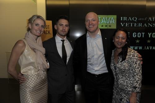 IAVA's সেকেন্ড Annual নায়ক Celebration