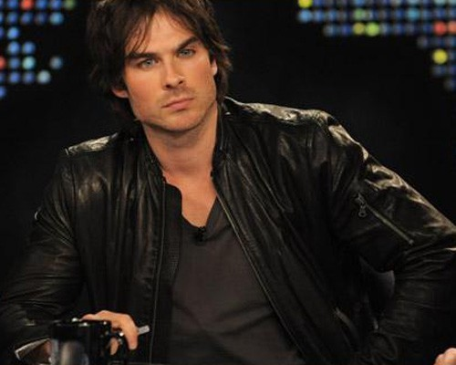 "Ian Somerhalder - Larry King Live: ""Disaster In The Gulf"""