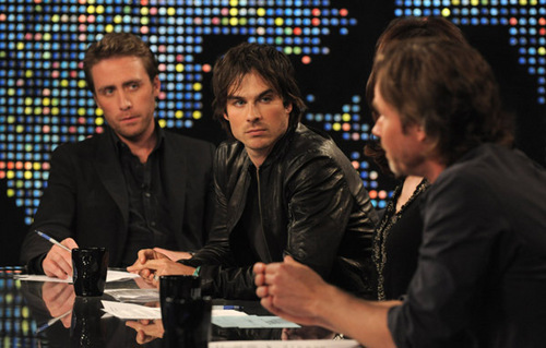 """Ian Somerhalder - Larry King Live: """"Disaster In The Gulf"""""""