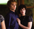 Jasper and Alice - the-cullens-werewolves-vsvolturi photo