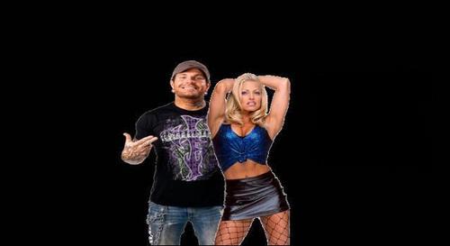 Jeff Hardy and Trish