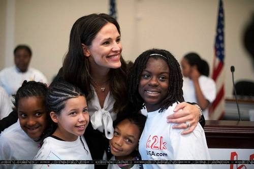 Jen Attended The Early Childhood Education Press Conference!