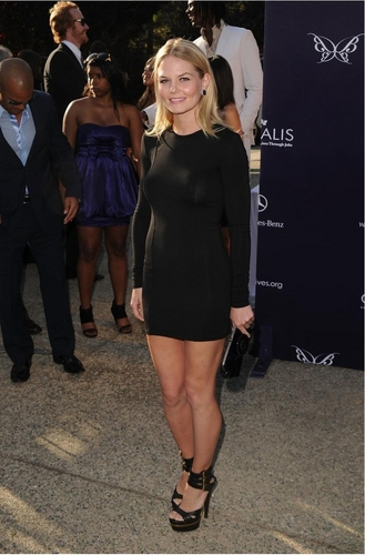 Jennifer @ 9th Annual Chrysalis Butterfly Ball [June 05]