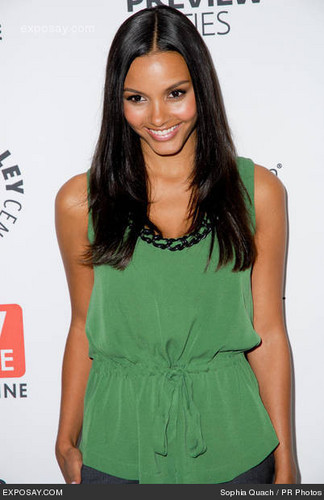 Jessica @ The Paley Center & TV Guide Fall 2009 Preview Parties
