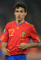 Jesus Navas at World Cup