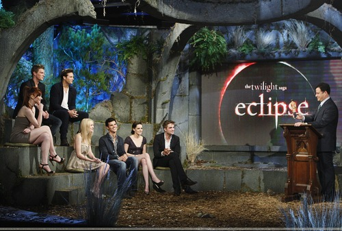 Jimmy Kimmel Live Twilight Saga: 'Total Eclipse of the Heart' Special