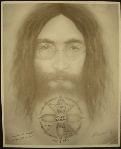 John Lennon Обои entitled John Lennon