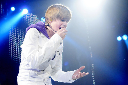 Justin Bieber My World Tour At The XL Center(June 23,2010)
