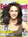 Kristen Stewart: Eclipse EW Cover! - twilight-series photo