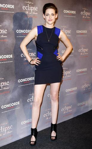 Kristen Stewart's Red Carpet Ready 'Eclipse' Get-Ups