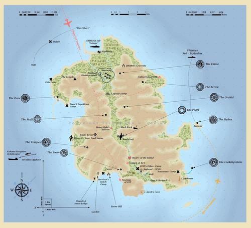 হারিয়ে গেছে Island