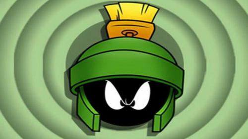 Marvin The Martian