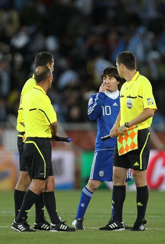 Messi - Argentina (2) vs Greece (0)