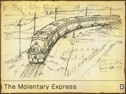 Molentary Express Sketch