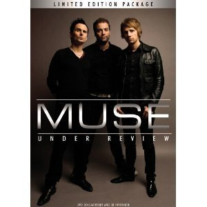 Muse DVD covers