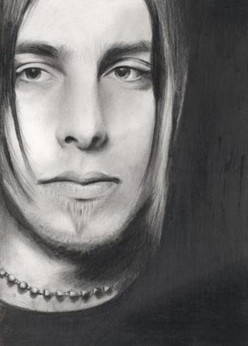 My Drawing of Matt