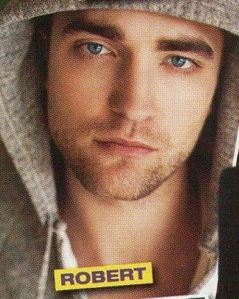 NEW robert pattinson
