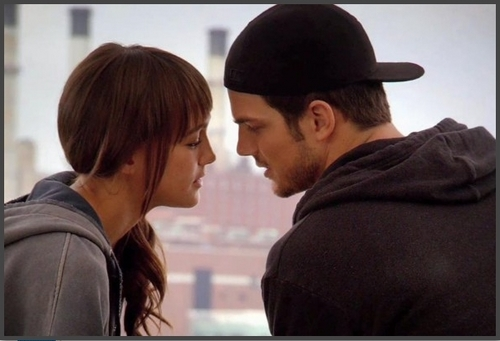 Natalie and Luke - step-up-3-d Photo