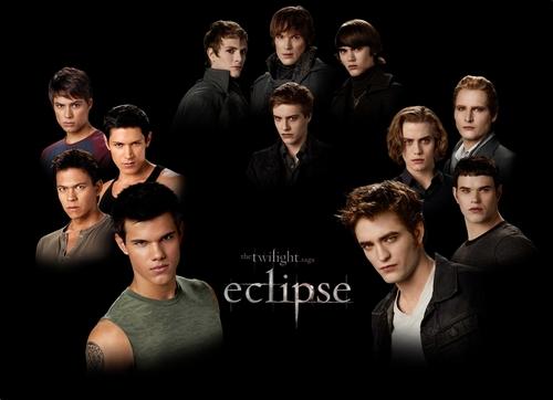 New Eclipse 壁紙