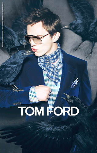 Nich for Tom Ford