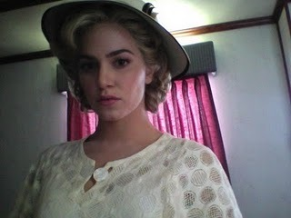 Nikki Behind the Scenes of 'Eclipse' - rosalie-cullen Photo