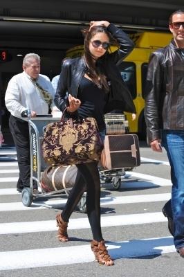 Nina @ LAX Airport