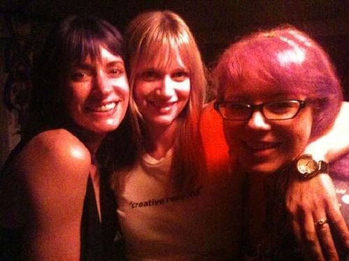 Paget, AJ and Kirsten
