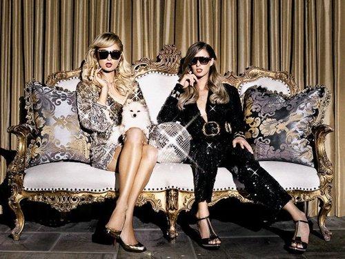 Paris & Nicky Shoot [2010]