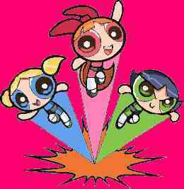 Powerpuffgirls( I DREW THIS!)
