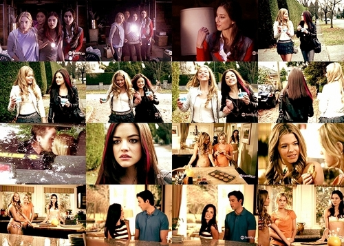 Pretty Little Liars Picspam