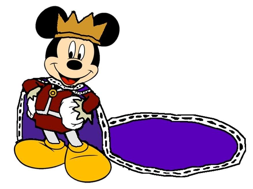 Prince Mickey - Mickey, Donald & Goofy: The Three Musketeers Future
