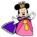 Princess Minnie - Mickey, Donald & Goofy: The Three Musketeers