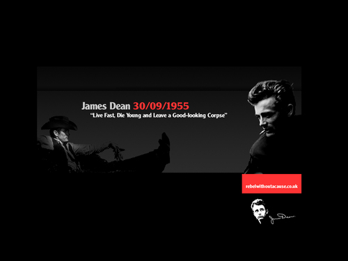 Quote - james-dean Wallpaper