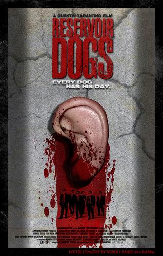 Reservoir perros Poster