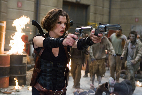 Resident Evil: Afterlife - resident-evil Photo
