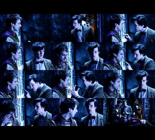 Rory Williams wallpaper called Rory and the Doctor Meet Again