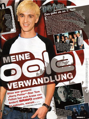Scans & Press > Bravo - Germany (Nov. 2009)