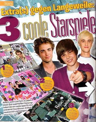 Scans & Press > Bravo Girl! - Germany (Oct. 2009)