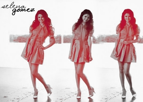Selena......<3