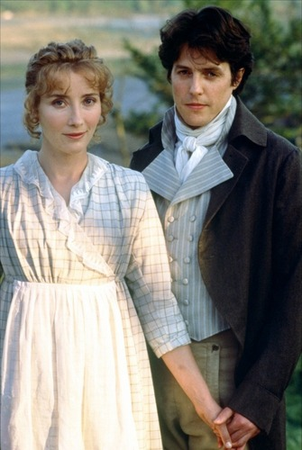 Emma Thompson wolpeyper called Sense and Sensibility